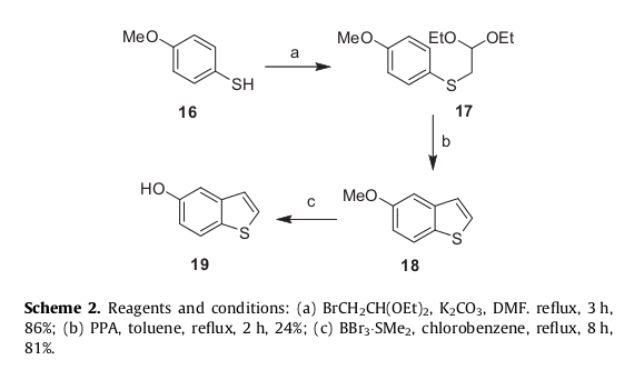 Synthesis and Activity of 3,4-methylenedithioamphetamine?