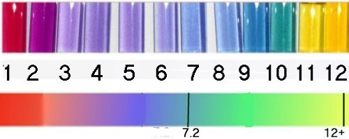 natural ph indicator A natural indicator is a solution that changes colour at different ph levels, however these indicators are dissimialr to common indicators such as phenolphtalein as natural indicator solutions are dirived from chemicals from oragnic materials such as carrots, berries and beetroot.